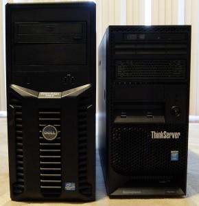 TS140 vs T110II