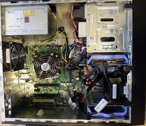 TS140 Internals
