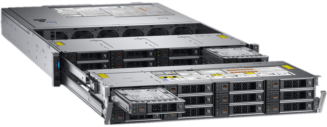 New Storage Dense Dell R740xd2 Could Be Great for HCI! - Rick Gouin