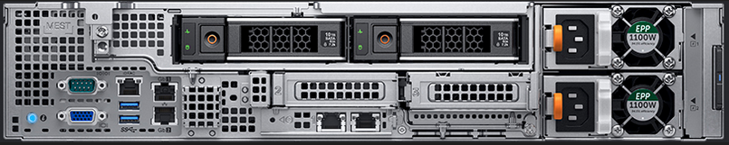 New Storage Dense Dell R740xd2 Could Be Great for HCI